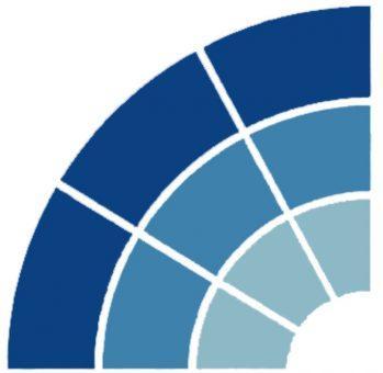 USP:n sininen kaarilogo